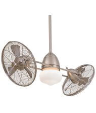 Outdoor Double Fans Fans