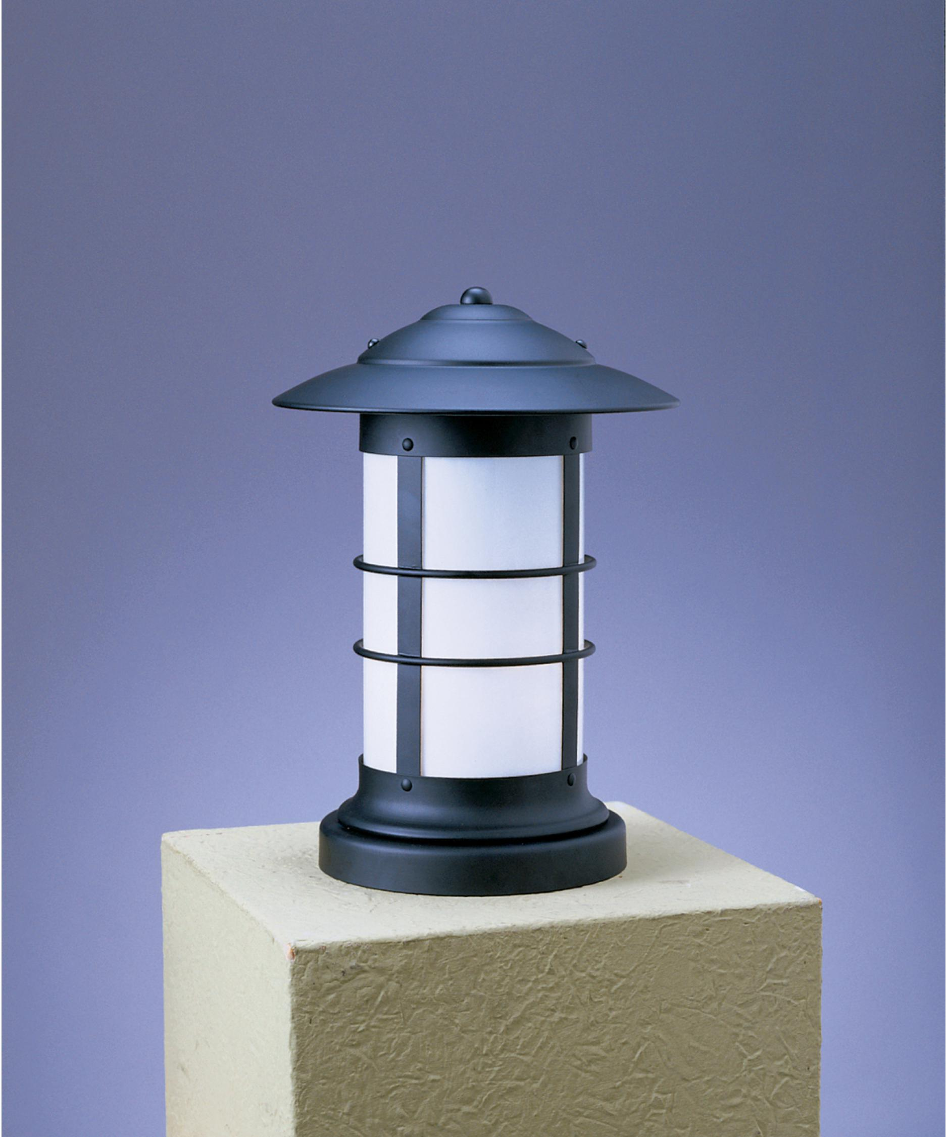 shown in satin black finish and white opalescent glass arroyo craftsman lighting