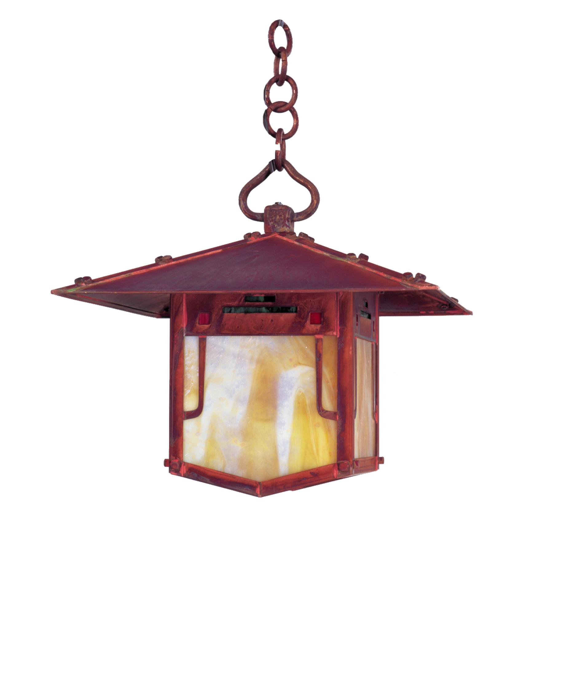 shown in raw copper finish arroyo craftsman lighting