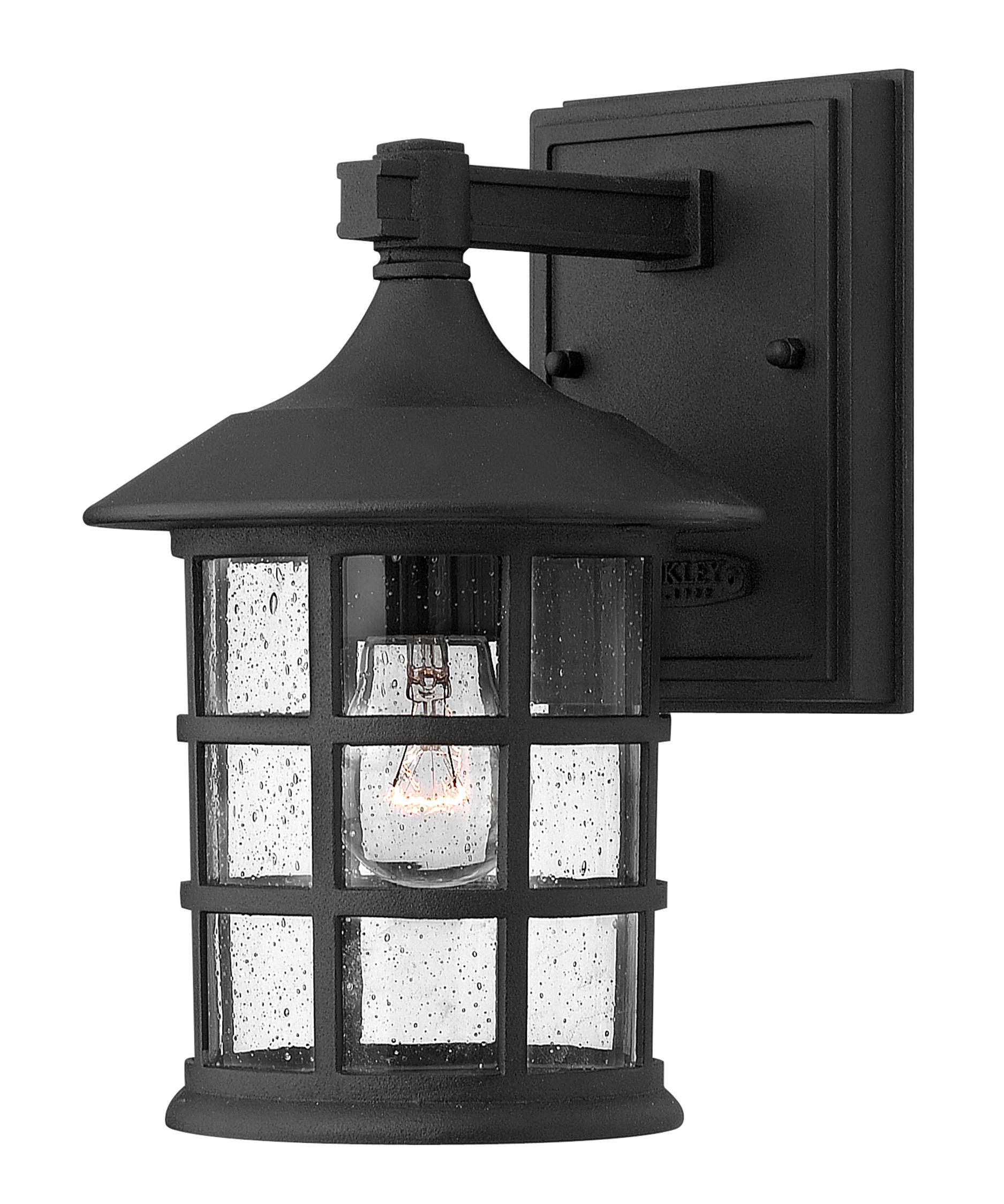 Hinkley Lighting 1800 Freeport 6 Inch Wide 1 Light Outdoor Wall ...