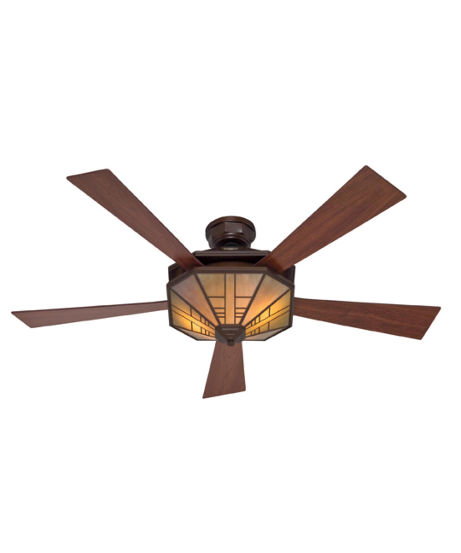 hunter fan 21978 1912 mission 54 inch 5 blade ceiling fan