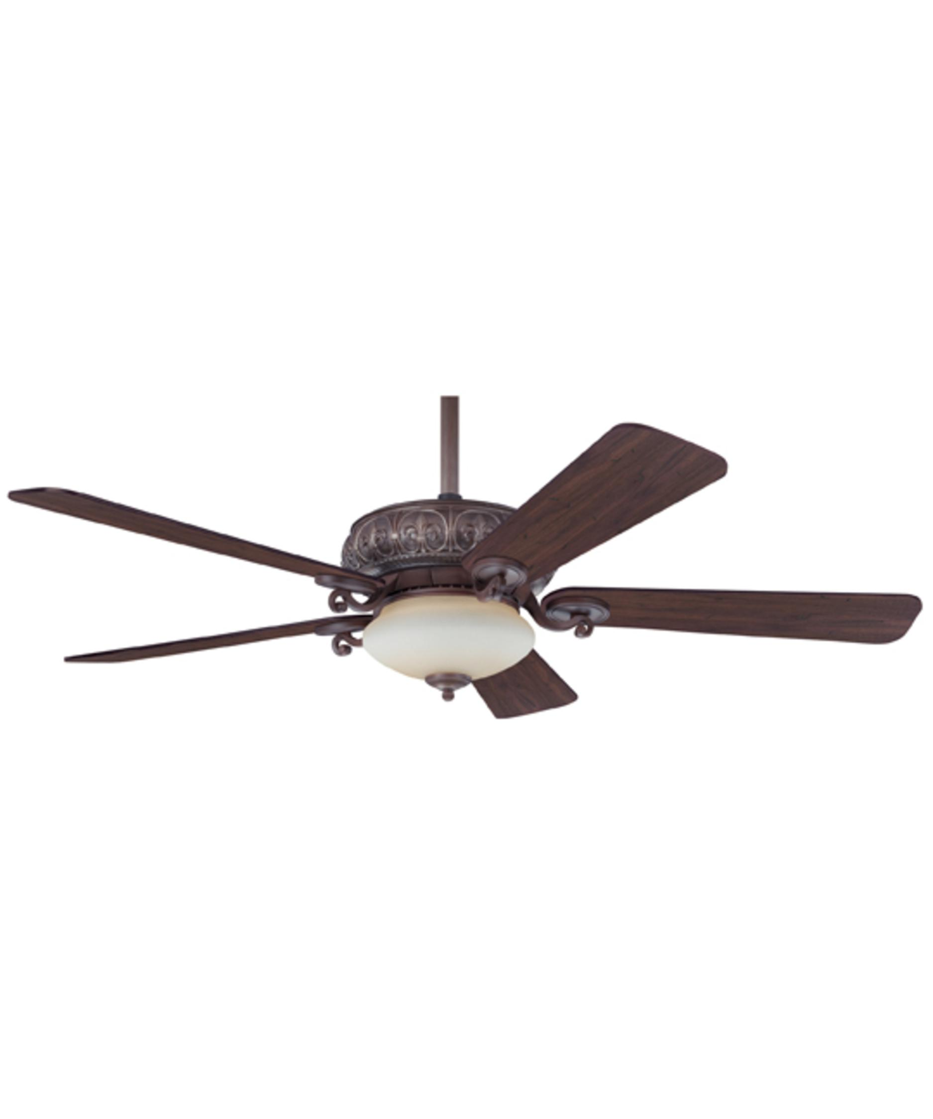 Murray Feiss Ceiling Fan Light Kit: Hunter Fan 25903 Villa 52 Inch Ceiling Fan With Light Kit