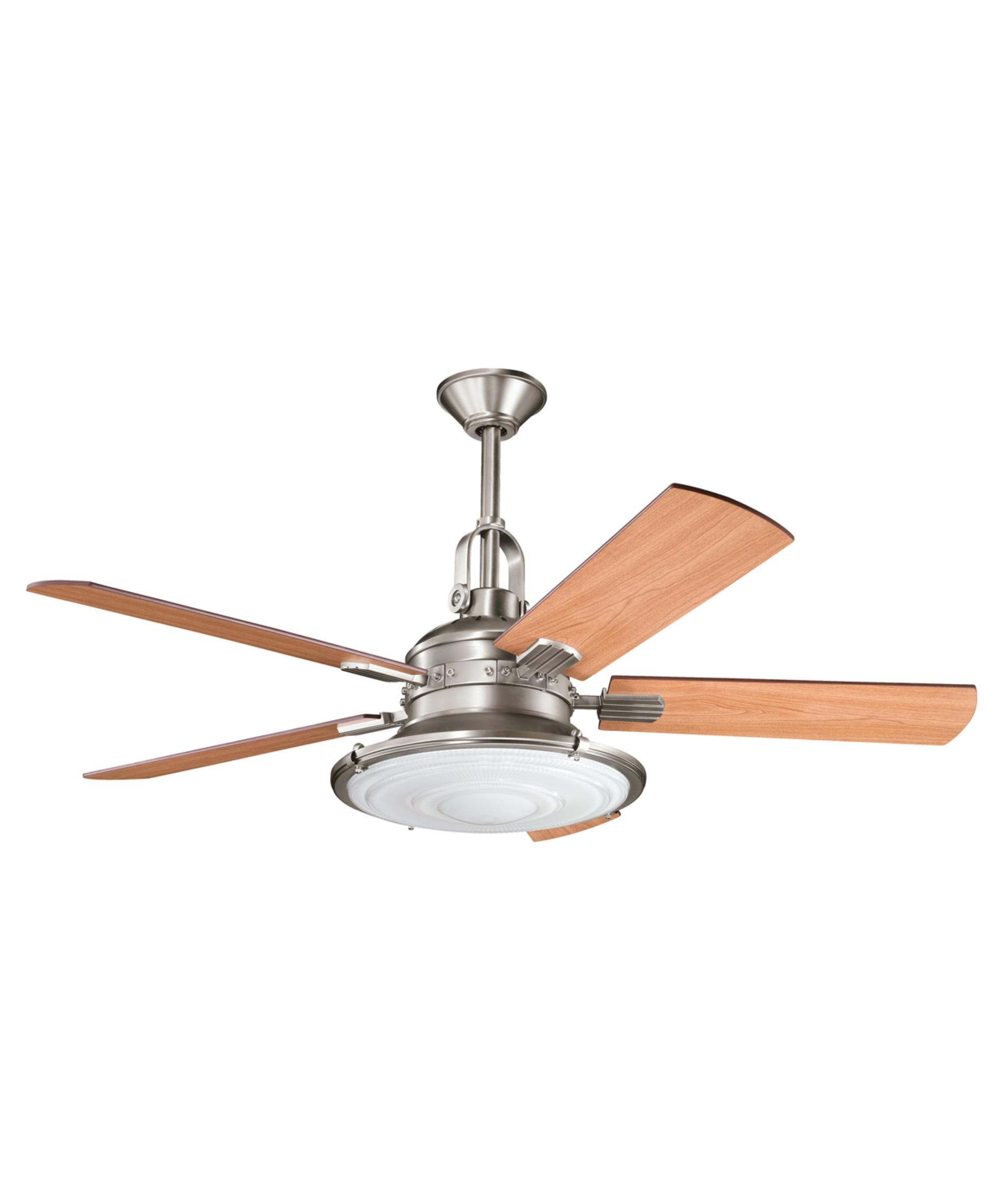 kichler 300020 kittery point 52 inch 5 blade ceiling fan | capitol