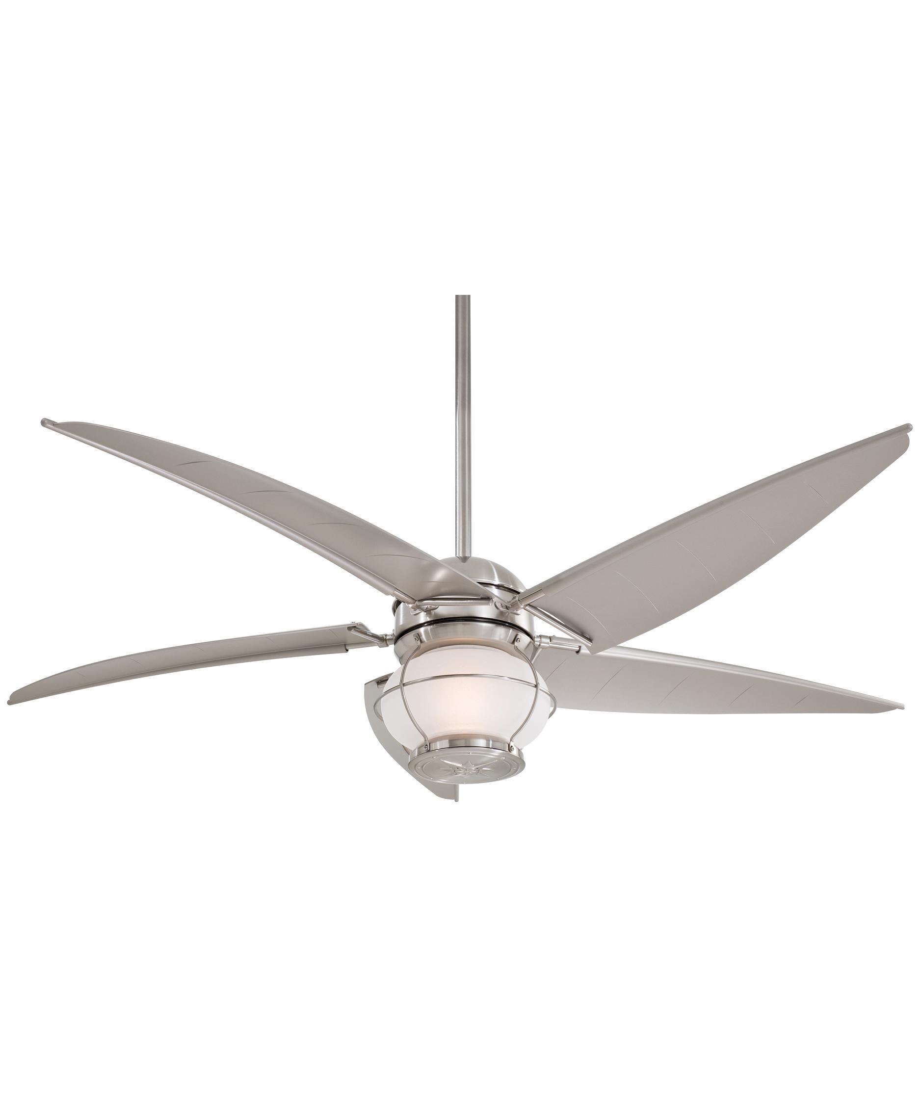 minka aire f579 magellan 60 inch 5 blade ceiling fan | capitol