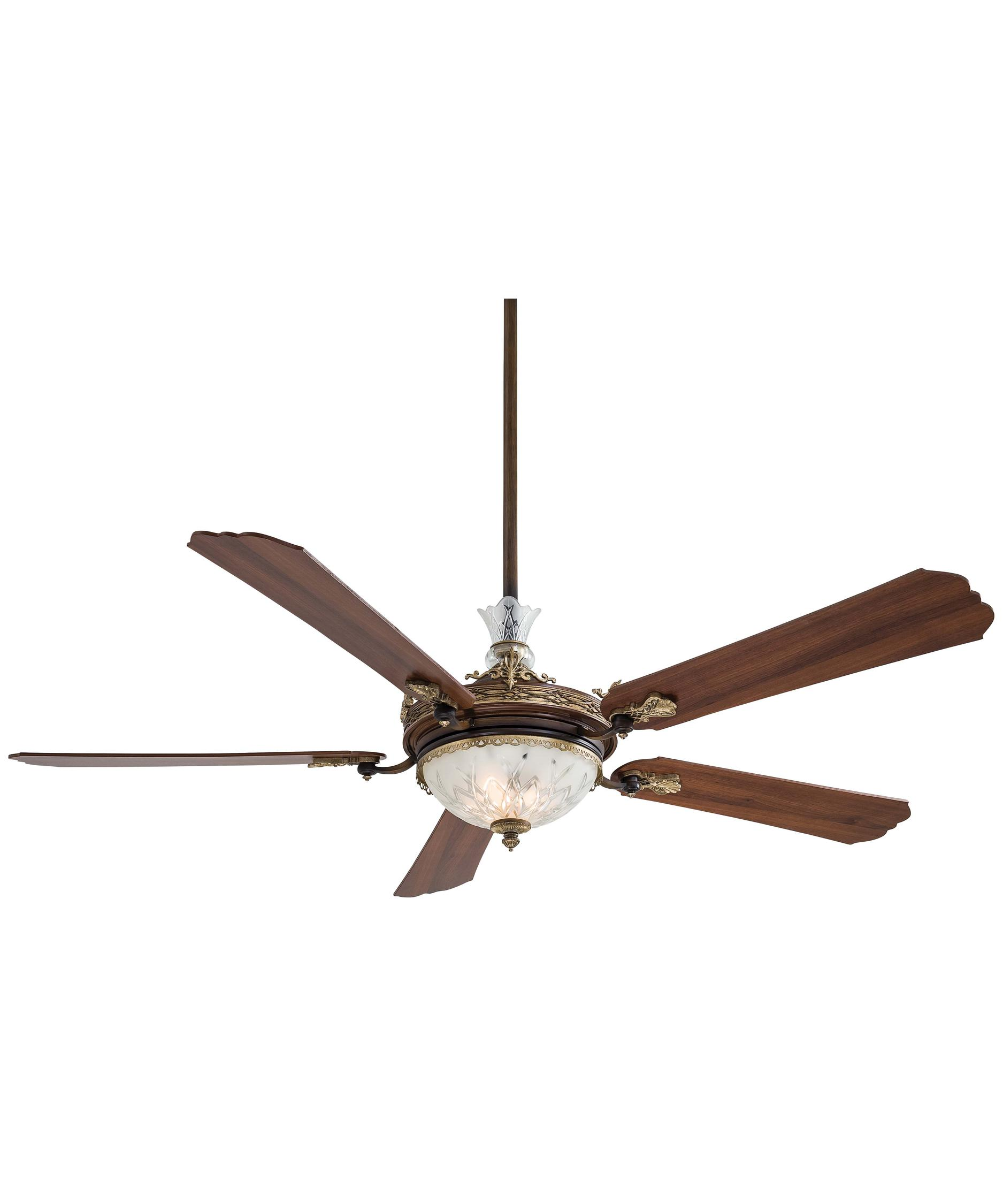 Minka Aire F900 Cristafano 68 Inch 5 Blade Ceiling Fan Capitol Lighting 1 800lighting Com