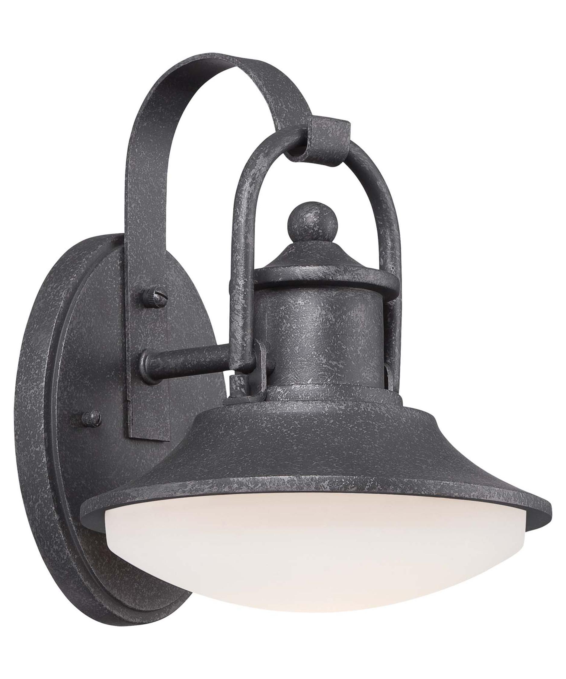 Elegant Minka Lavery 8131 Crest Ridge 8 Inch Wide 1 Light Outdoor Wall Light |  Capitol Lighting 1 800lighting.com