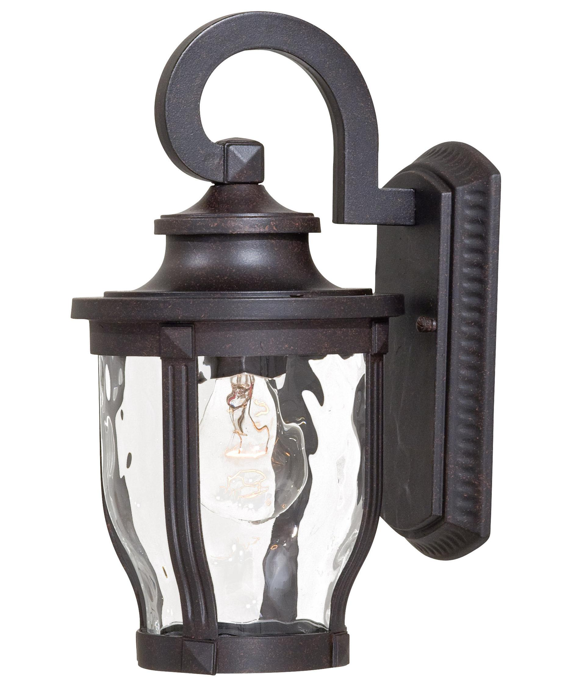 Minka Lavery 8761 Merrimack 6 Inch Wide 1 Light Outdoor Wall Light
