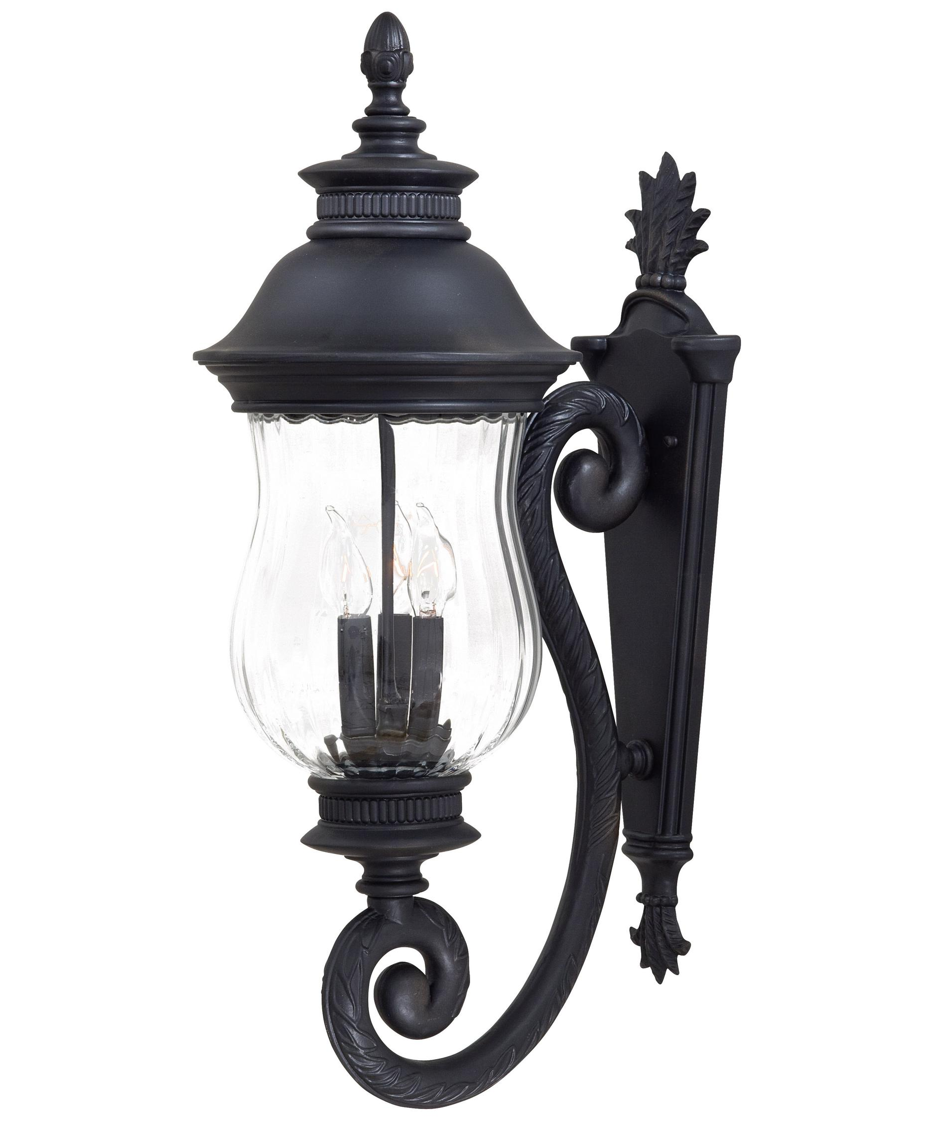 Minka Lavery 8901 Newport 10 Inch Wide 3 Light Outdoor Wall Light | Capitol  Lighting 1 800lighting.com