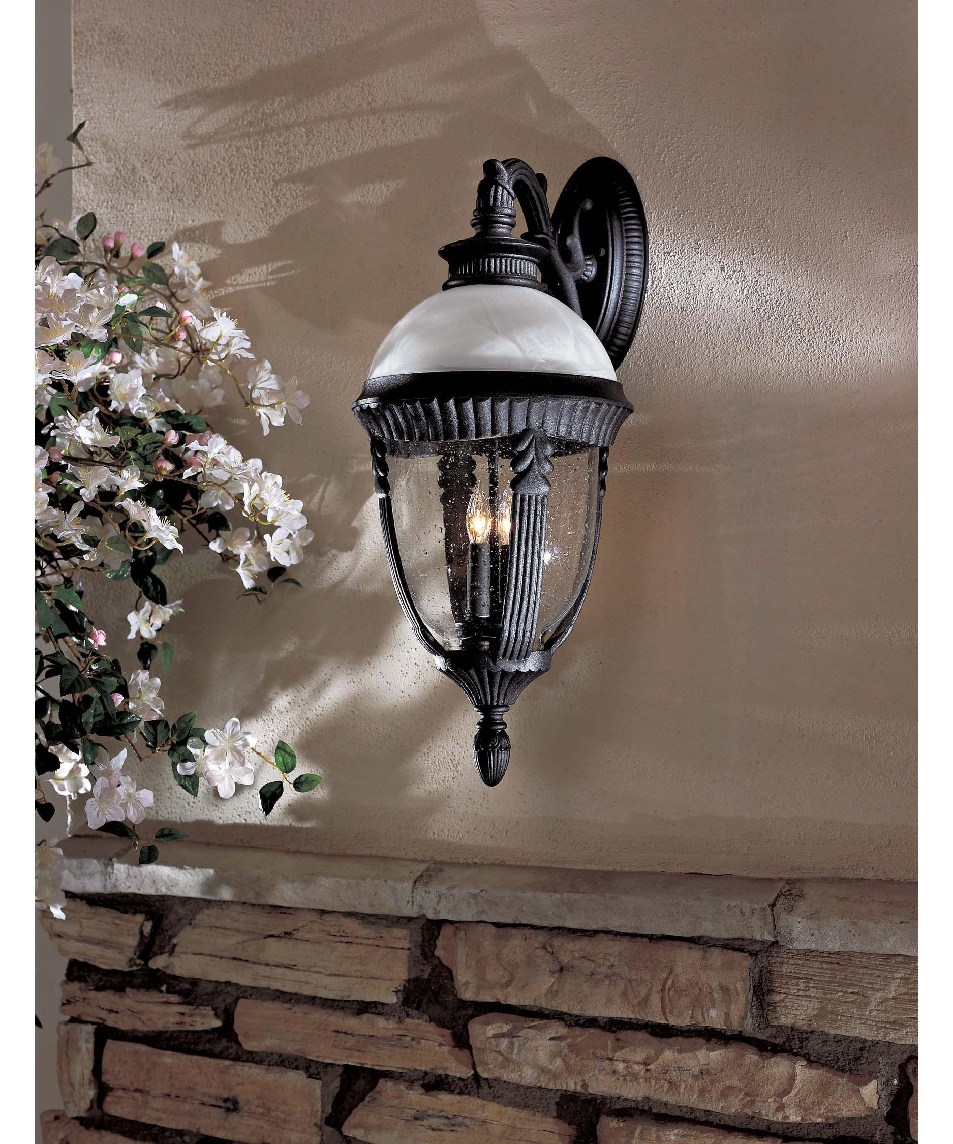 Minka Lavery 8975 Heron Bay 12 Inch Wide 4 Light Outdoor Wall Light |  Capitol Lighting 1 800lighting.com