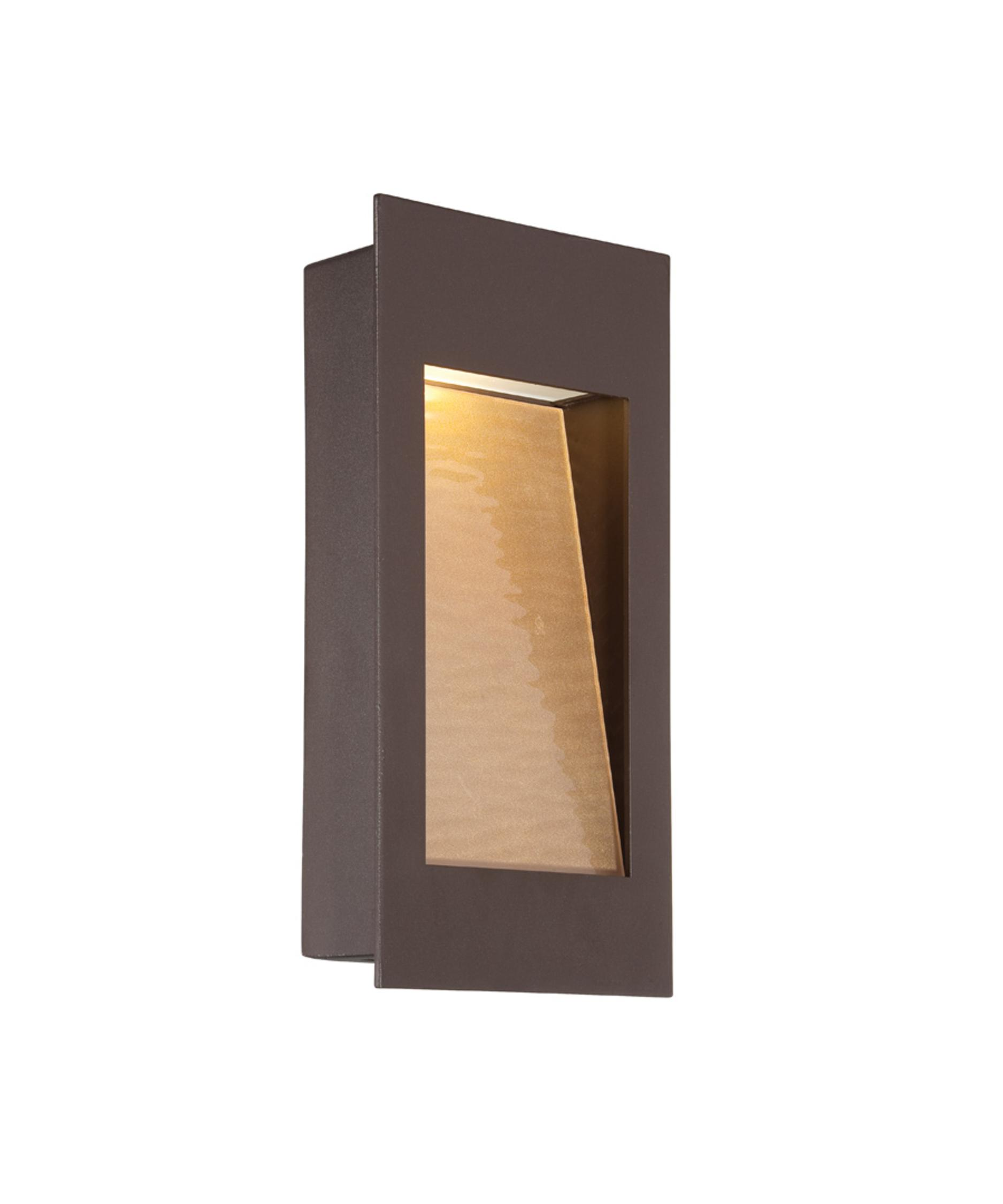 shown in bronze finish - Modern Forms Lighting