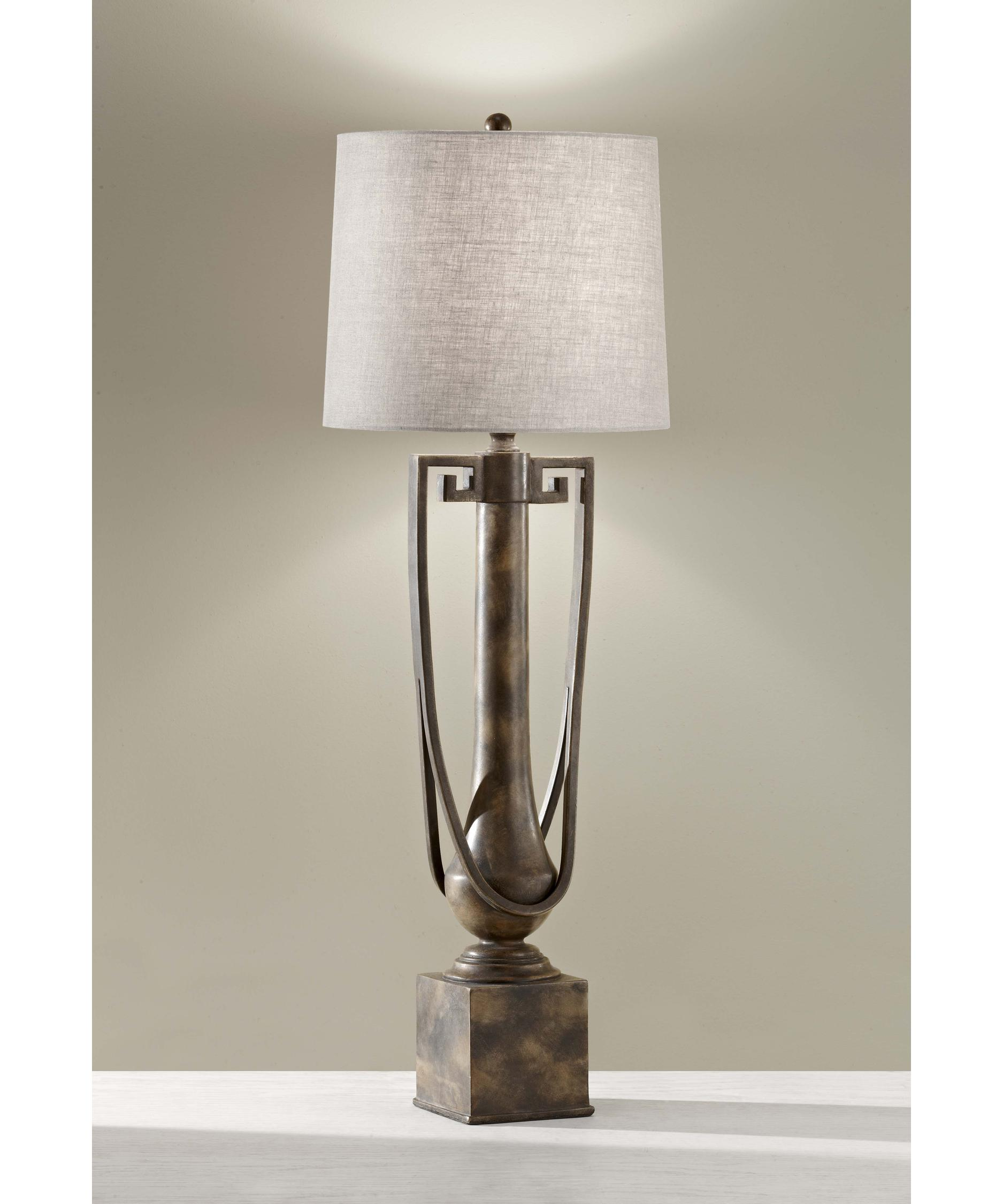 Murray Feiss 10073 Dimitri 34 Inch Table Lamp Capitol