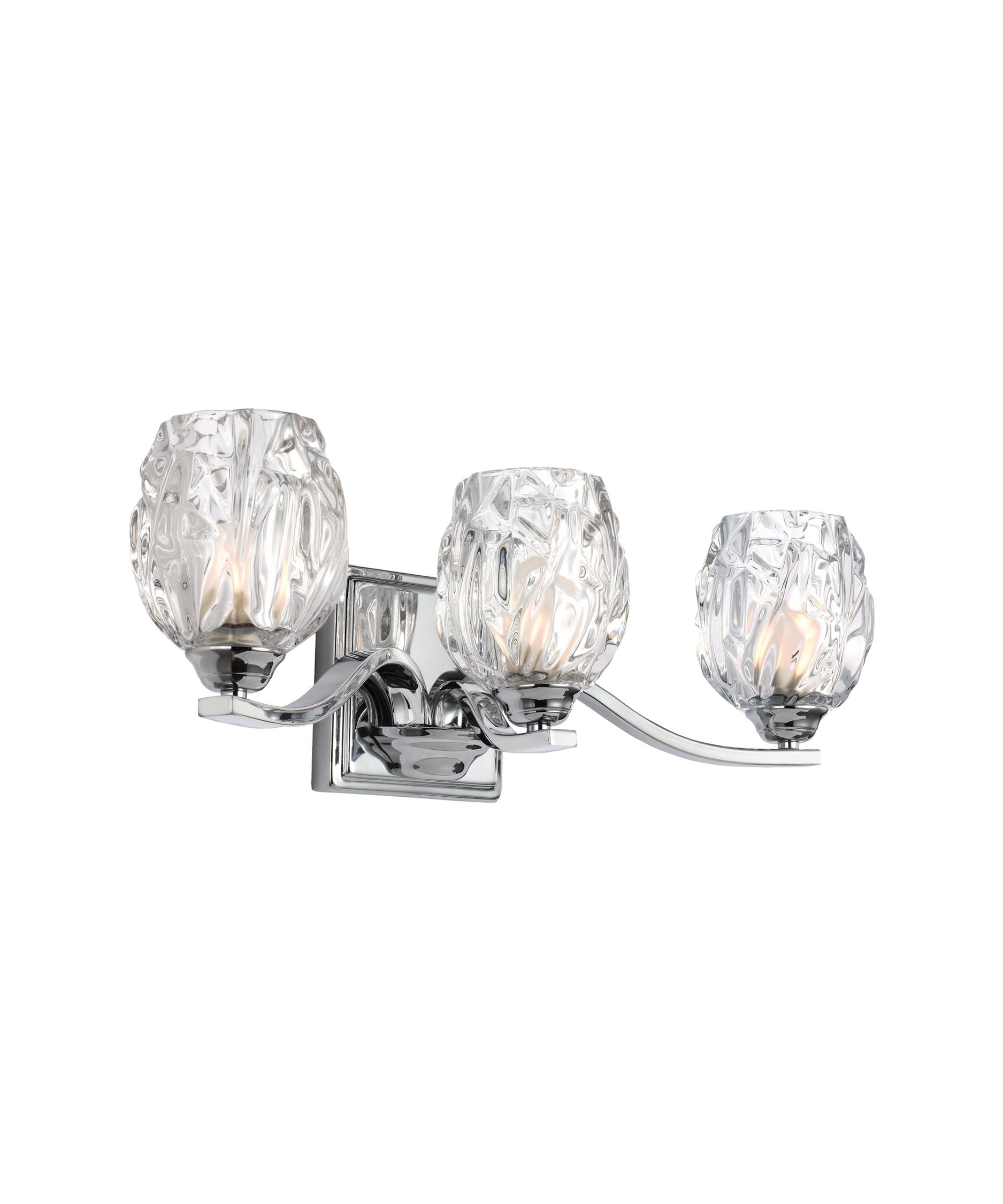 Murray Feiss VS22703 Kalli 20 Inch Wide Bath Vanity Light | Capitol Lighting  1 800lighting.com