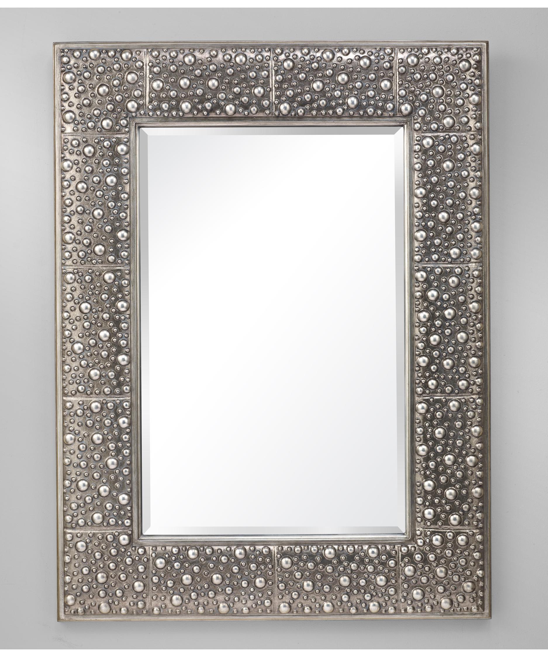 Murray Feiss Mirrors: Murray Feiss MR1175 Danby Rectangular Wall Mirror