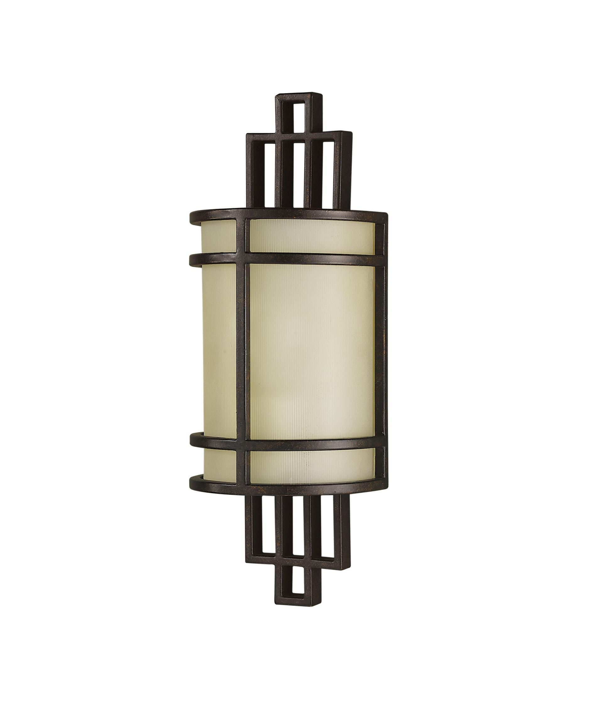 Murray Feiss Fusion Collection: Murray Feiss WB1283 Fusion 6 Inch Wall Sconce