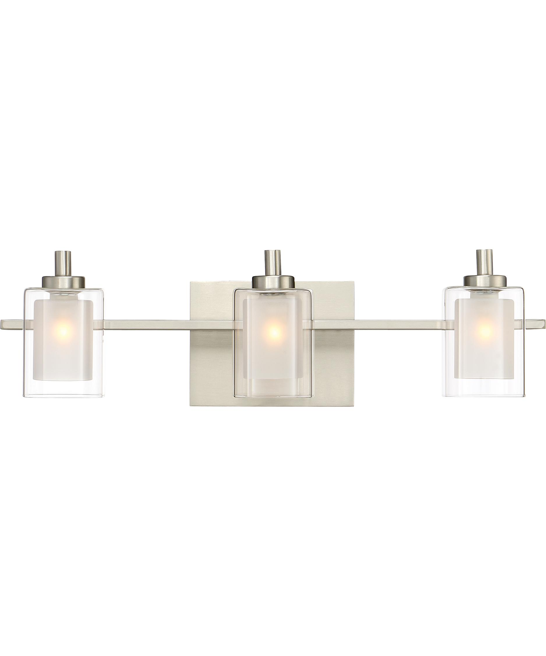Quoizel KLT8603 Kolt 21 Inch Wide Bath Vanity Light Capitol