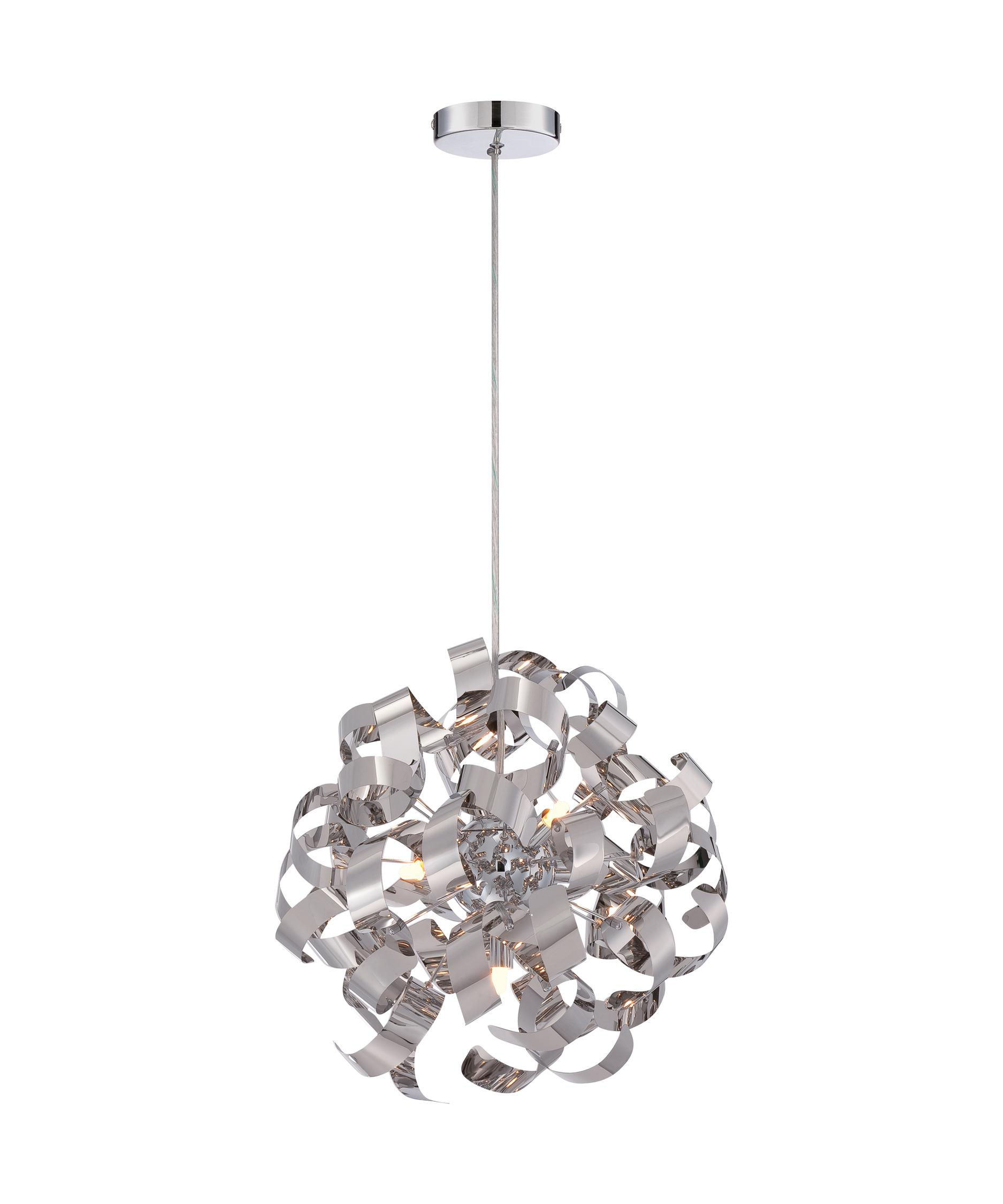 eclectic lighting fixtures. quoizel ribbons pendant eclectic lighting fixtures