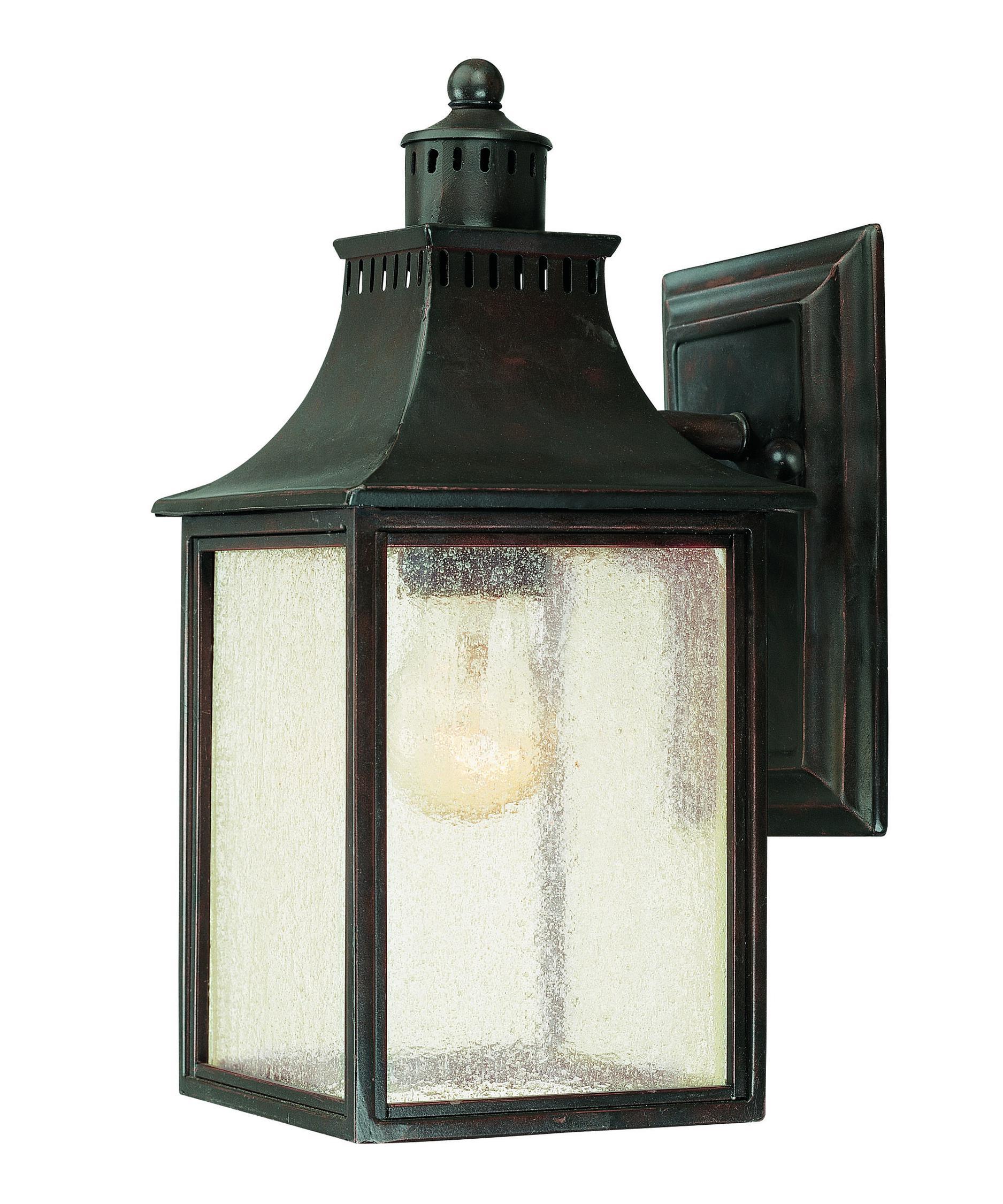 savoy house monte grande 6 inch wide 1 light outdoor wall light capitol lighting - Savoy Lighting