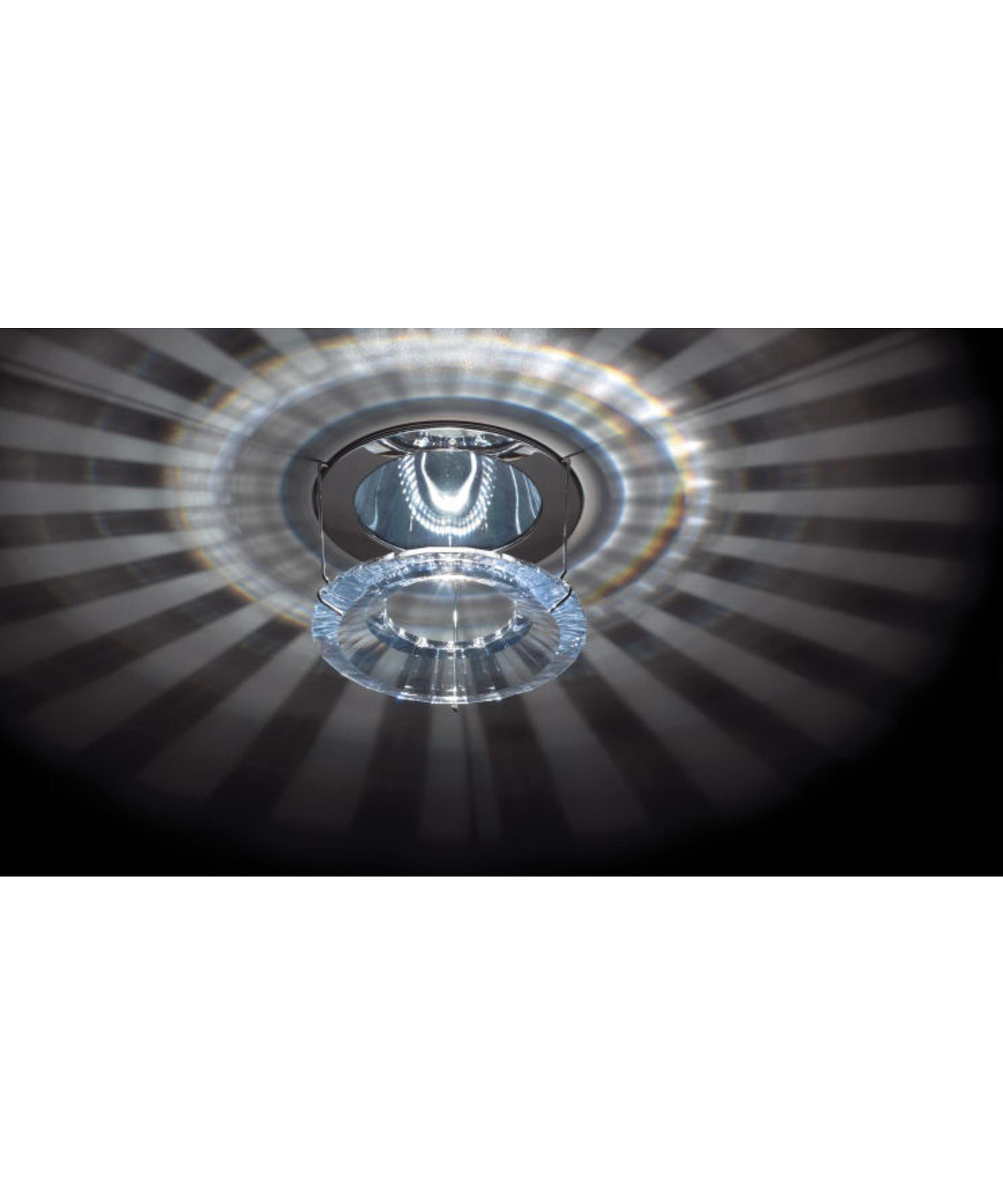 Swarovski A8992nr000206 Noblesse Recessed Lighting Trim
