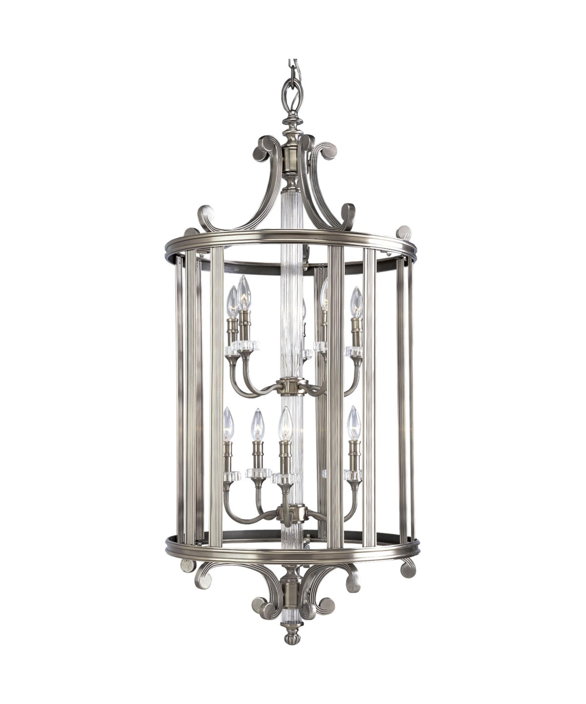 Thomasville lighting roxbury 22 inch foyer pendant for Thomasville lights