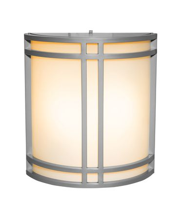 Shown in Satin finish and Opal glass