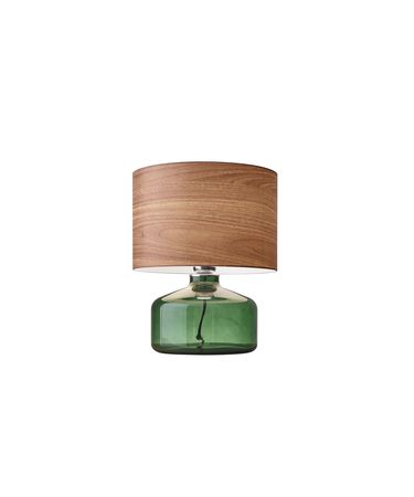 Shown in Green finish and Natural Wood Texture shade