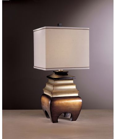 Shown in Mahogany with Warm Silver finish