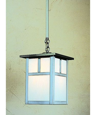 Shown in Pewter finish with White Opalescent glass and T-Bar accent