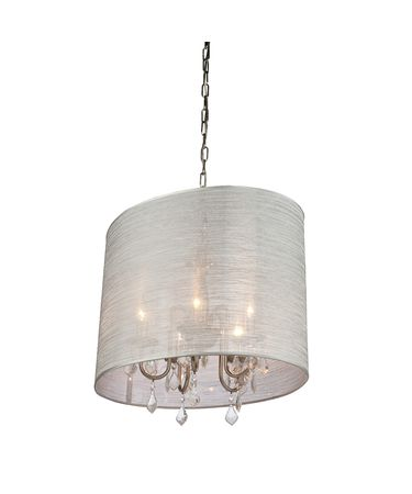 Shown in Silver finish and Jewels crystal