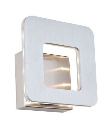 Shown in Brushed Steel finish