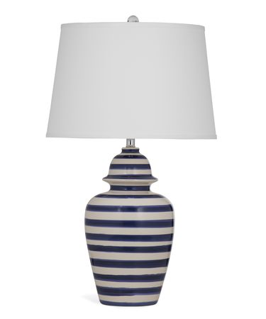 Shown in Blue Stripe finish