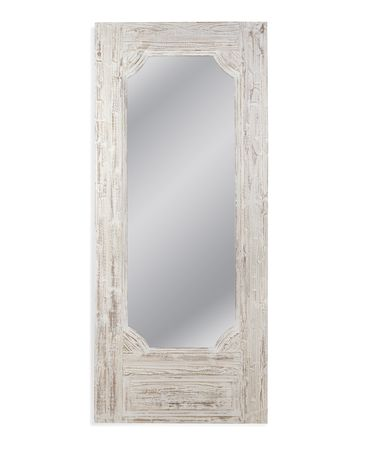 Shown in Weathered White finish