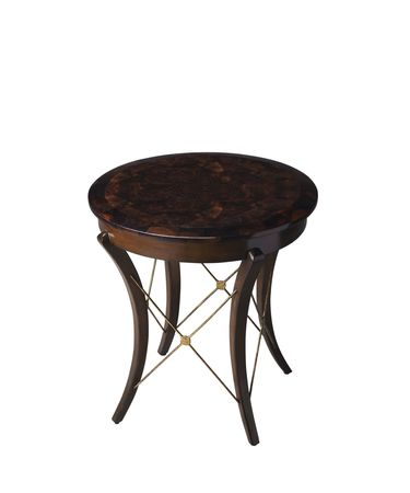 Shown in Gmelina Solid Wood finish