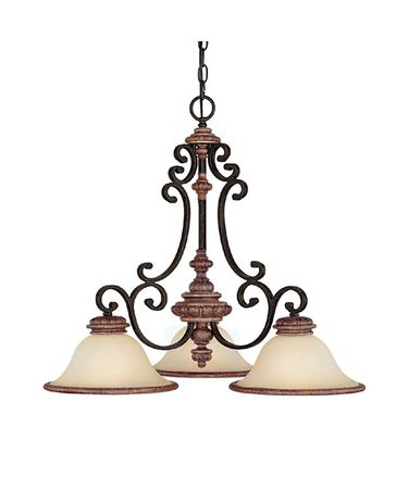 Shown in Iron and Umber finish and Mist Scavo with Ring glass