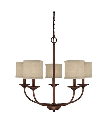 Capital Lighting 3925 Loft 27 Inch Chandelier