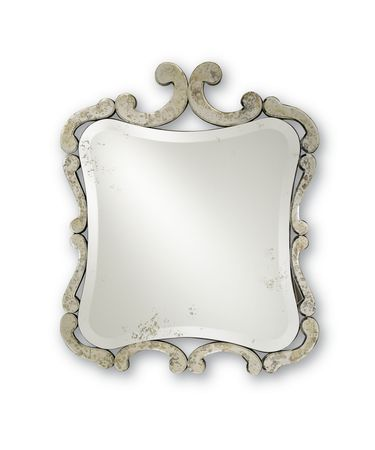 Currey and Company 4345 Sazerac Wall Mirror