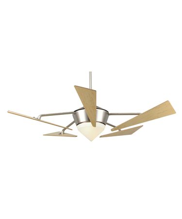 Fanimation Volare 60 Inch 220 Volt Ceiling Fan With Light Kit