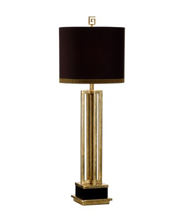 Frederick Cooper 65362 Brass Frames 33 Inch Table Lamp