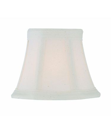 Shown with  and Off-White Fine Linen shade