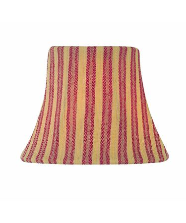 Shown with  and Woven Stripe Red shade