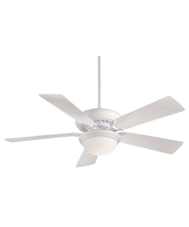 Minka Aire F569 Supra Unipack 52 Inch Ceiling Fan With Light Kit