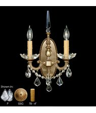 American Brass and Crystal – WS9372