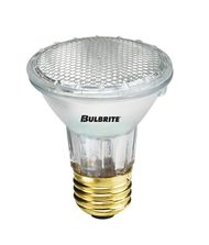 Bulbrite H35PAR20NF 35 Watt 120 Volt Clear PAR20 Halogen Narrow Flood Bulb