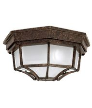 Capital Lighting 9800  2 Light Outdoor Flush Mount