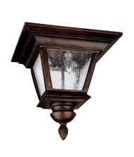 Capital Lighting 9968 Brookwood 3 Light Outdoor Flush Mount