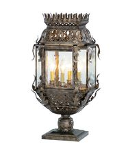 Corbett Lighting 59-83 Montrachet 4 Light Outdoor Pier Lamp