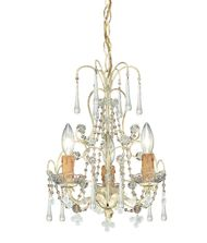 Crystorama 4523 Ella 12 Inch Mini Chandelier