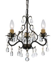 Crystorama 4534 Fillmore 13 Inch Chandelier