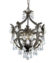 Crystorama 5195 Legacy 14 Inch Mini Chandelier