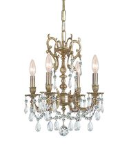 Crystorama 5525 Gramercy 16 Inch Mini Chandelier