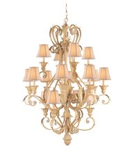 Crystorama 6810 Winslow 44 Inch Chandelier